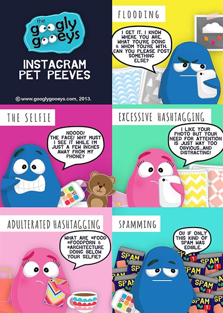 Instagram Pet Peeves & the Inquirer Super Feature