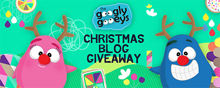 Christmas Blog Giveaway