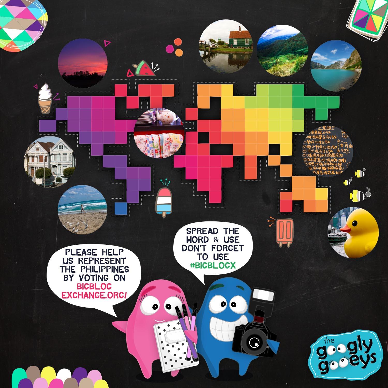 Of Wanderlust and the Big Blog Exchange 2014