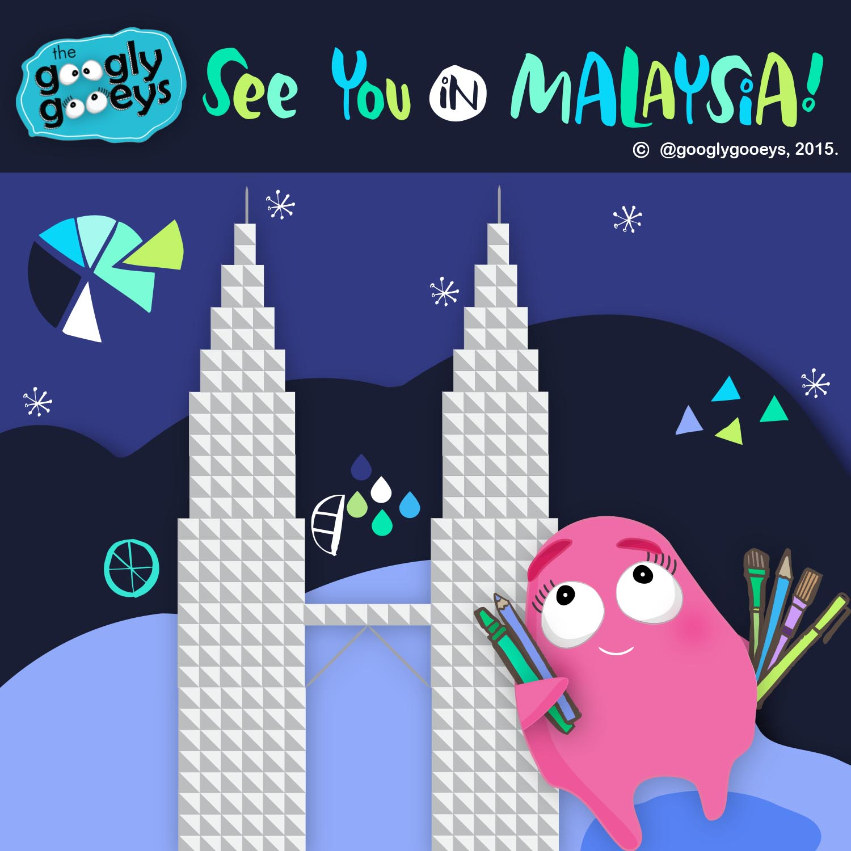 Googly Travels: La Union & Malaysia