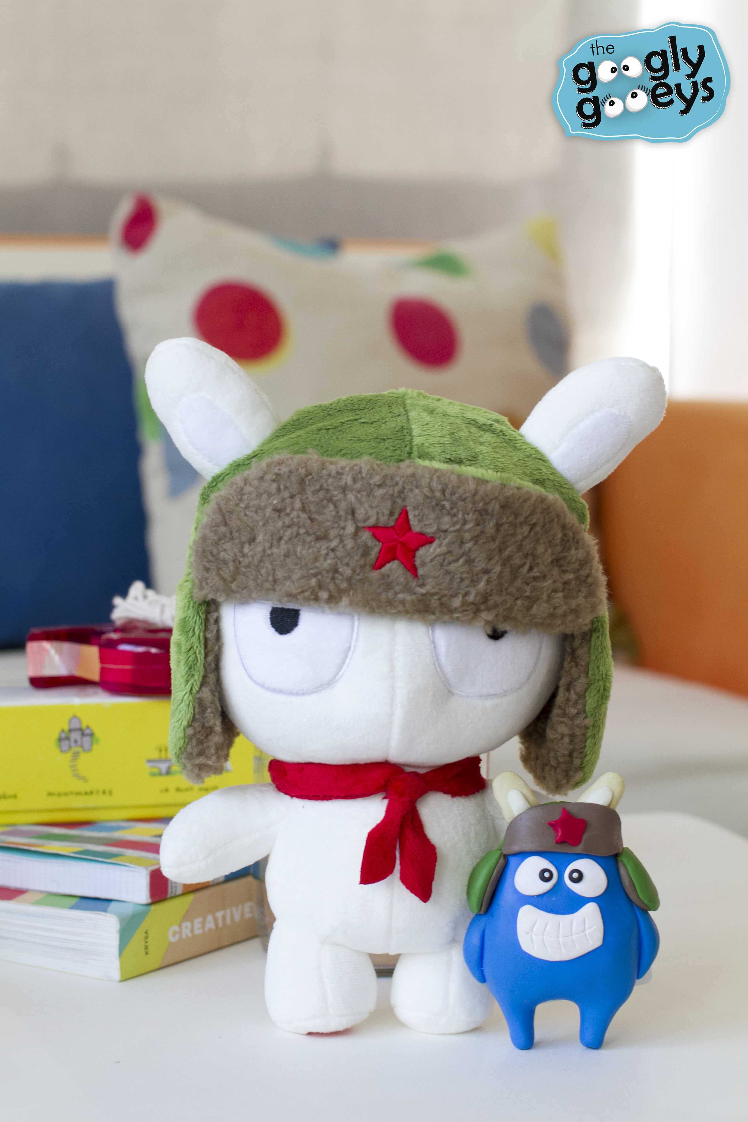Xiaomi Redmi Phone and Plushie Giveaway