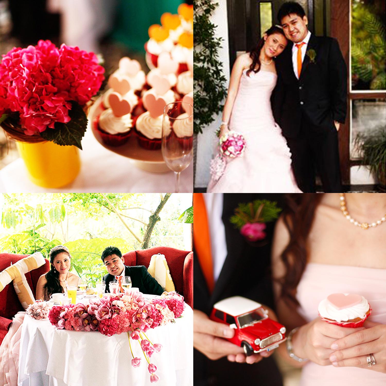 Happy 4th Wedding Anniversary!