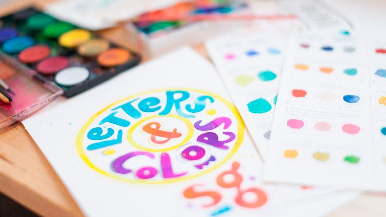 Photos: Singapore Watercolor & Lettering Workshop 2016