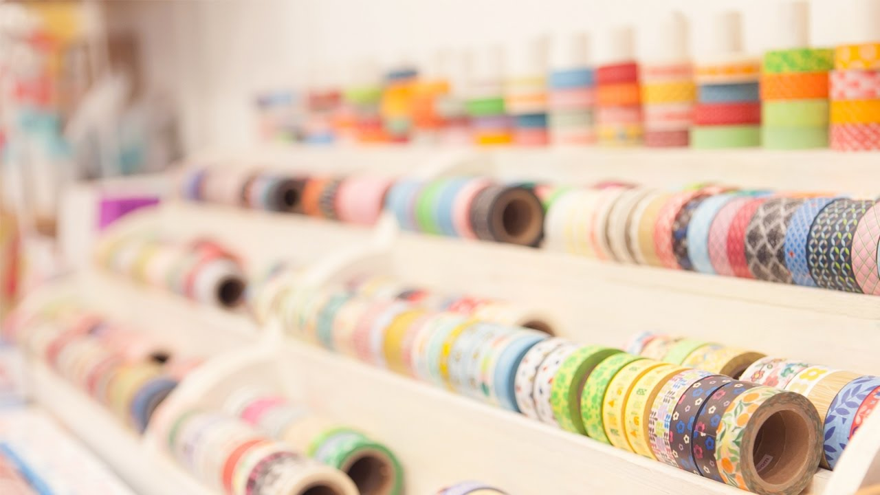 Hey Kessy: The Place that Washi Tape Built