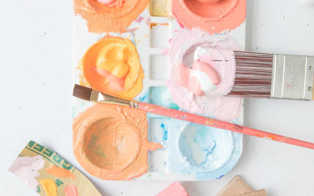 How to Pick a Palette for Your Creative Work