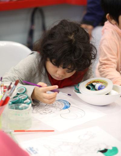 Cath Kidston Alice in Wonderland Workshop 16