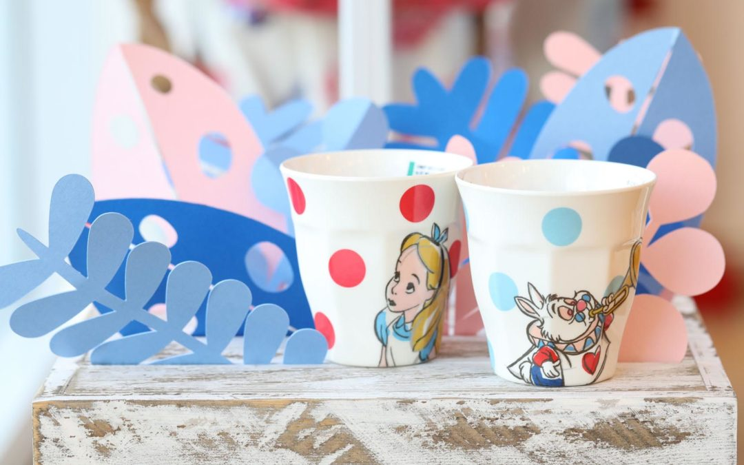 Cath Kidston Alice in Wonderland Workshop